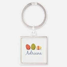 Easter Egg Adriana Keychains