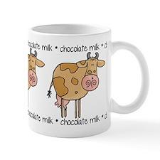 Chocolate Milk Small Mug