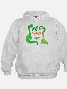 My Gigi Loves Me grandson Sweatshirt