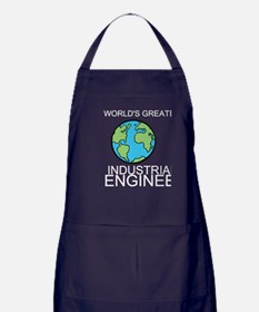 Worlds Greatest Industrial Engineer Apron (dark)