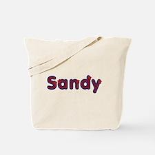 Sandy Red Caps Tote Bag