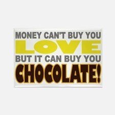 Buy Love Chocolate Rectangle Magnet