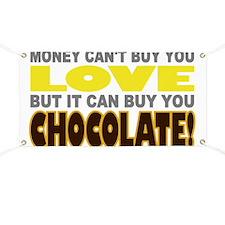 Buy Love Chocolate Banner