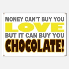 Buy Love Chocolate Banner