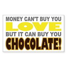 Buy Love Chocolate Decal