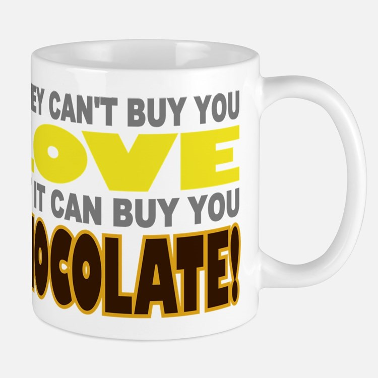 Buy Love Chocolate Mug