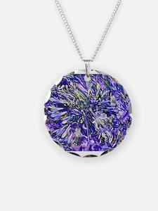 Purple Pandemonium Necklace
