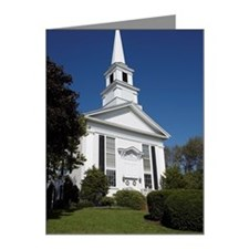 First Congregational Church, Note Cards (Pk of 10)