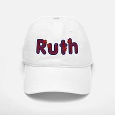 Ruth Red Caps Baseball Baseball Baseball Cap