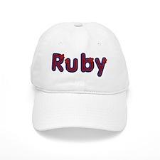 Ruby Red Baseball Caps Baseball Baseball Cap