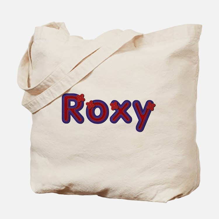 Roxy Red Caps Tote Bag