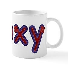Roxy Red Caps Mug