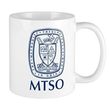 MTSO crest mug