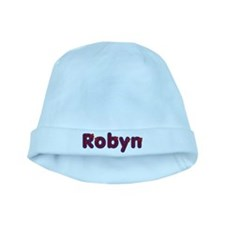Robyn Red Caps baby hat