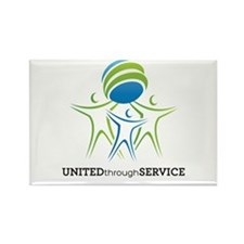 2013 NCSW Theme Logo Rectangle Magnet (10 pack)