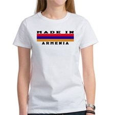 Armenia Made In Tee