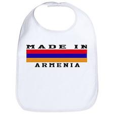 Armenia Made In Bib