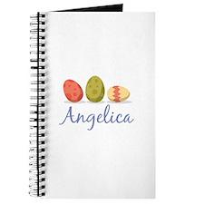 Easter Egg Angelica Journal