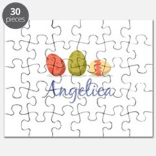 Easter Egg Angelica Puzzle