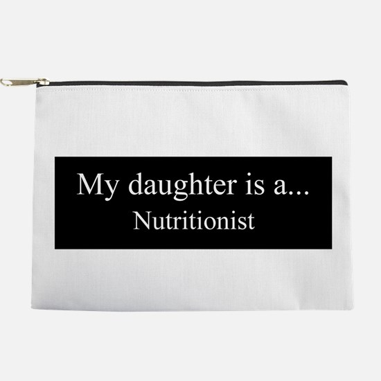 Daughter - Nutritionist Makeup Pouch