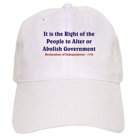 Right of the People Cap
