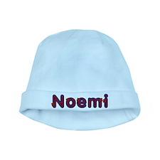 Noemi Red Caps baby hat