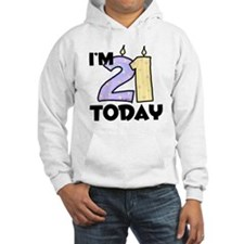 21 Today Hoodie