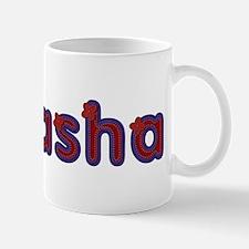 Natasha Red Caps Mug