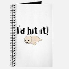 I'd hit it! seal clubbing Journal