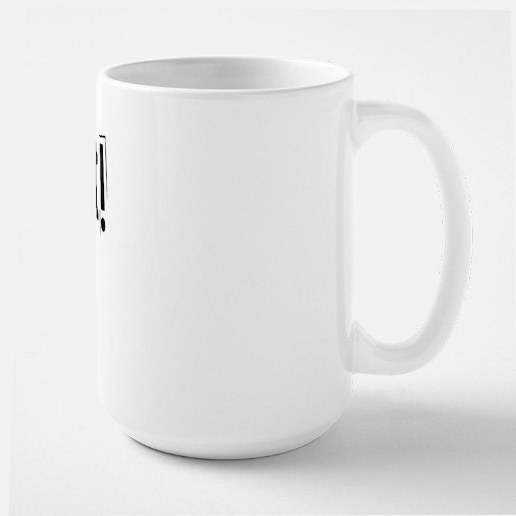 I'd hit it! seal clubbing Mug