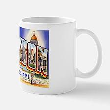 Jackson Mississippi Greetings Mug