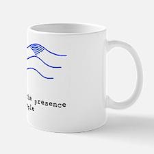 Whale Under Water Mug