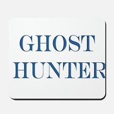 ghost hunter Mousepad
