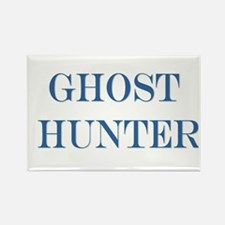 ghost hunter Rectangle Magnet