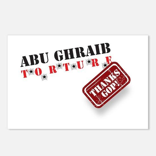 Abu Ghraib_Torture Postcards (Package of 8)