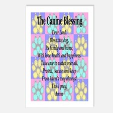 K9 Blessing Postcards (Package of 8)