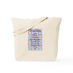 K9 Blessing Tote Bag