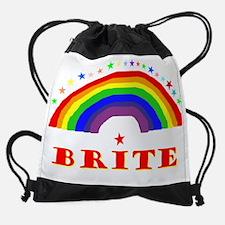 Funny The eighties Drawstring Bag