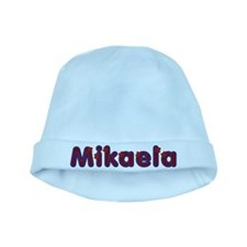 Mikaela Red Caps baby hat