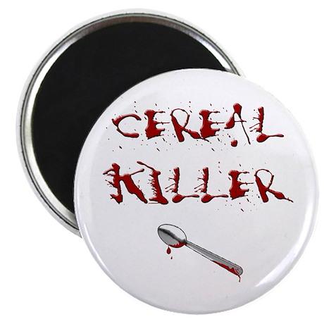 Cereal Killer Spoon Magnet