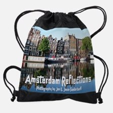 Amsterdam Reflections Drawstring Bag