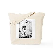 Kewpie Fairies Tote Bag