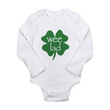 Wee Lad Irish Body Suit