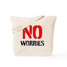 No worries Tote Bag