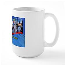 Rochester New York Greetings Mug