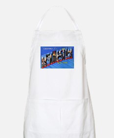 Rochester New York Greetings BBQ Apron