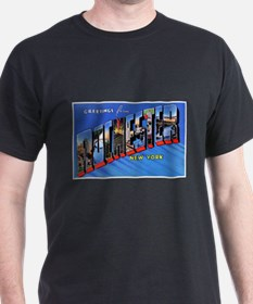 Rochester New York Greetings (Front) T-Shirt