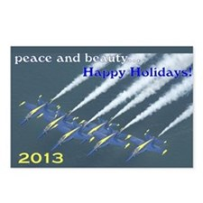 Blue Angels 16 Postcards (Package Of 8)