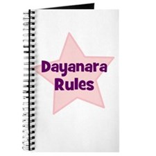Dayanara Rules Journal
