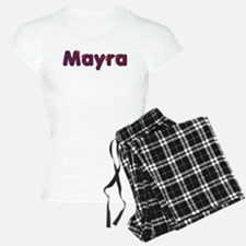 Mayra Red Caps Pajamas